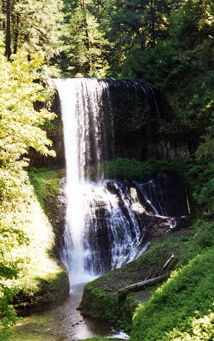 Waterfallsoregon