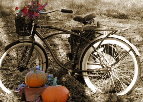 Bikepumpkin
