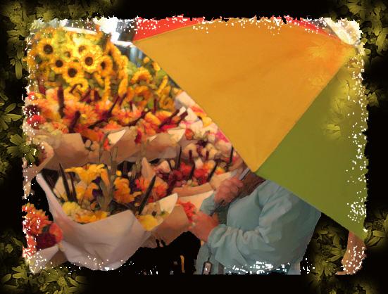 Flowersumbrella