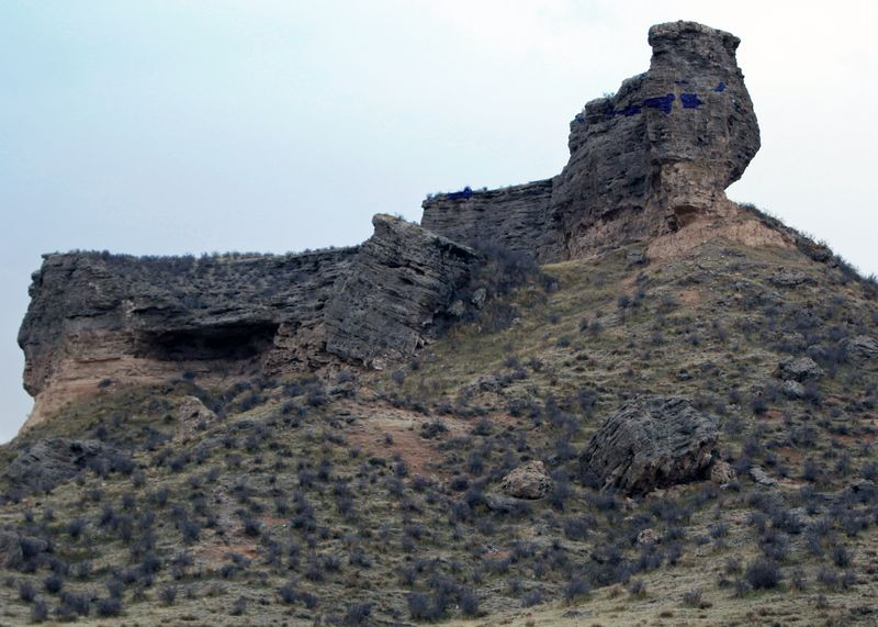 Wyomingrockformation