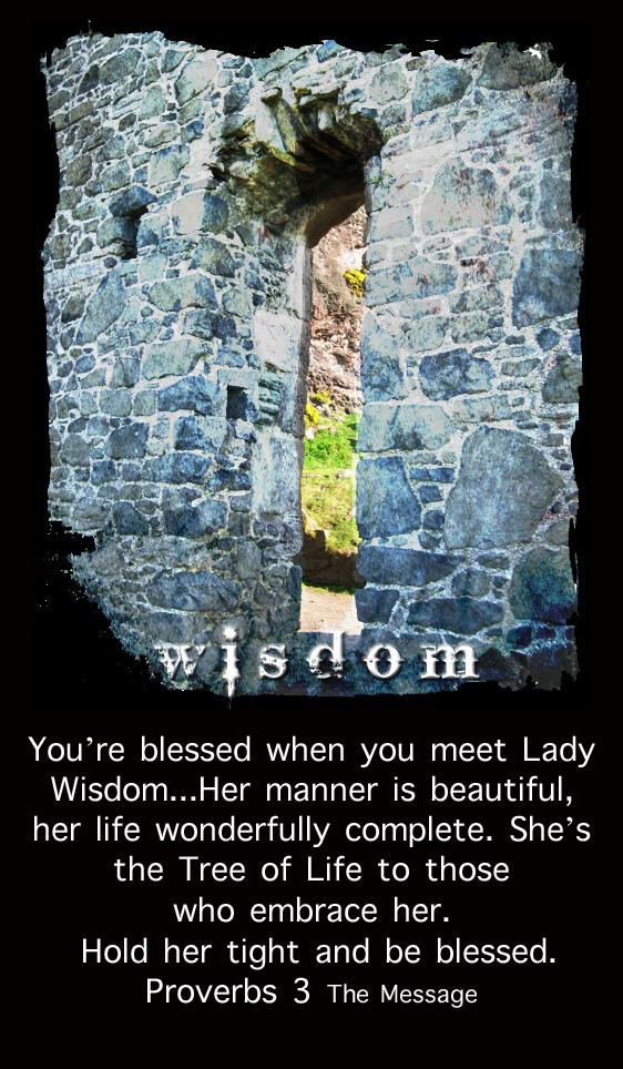Lady Wisdom