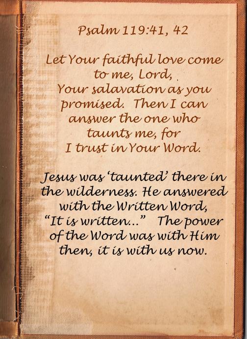 Verse 41 42 text