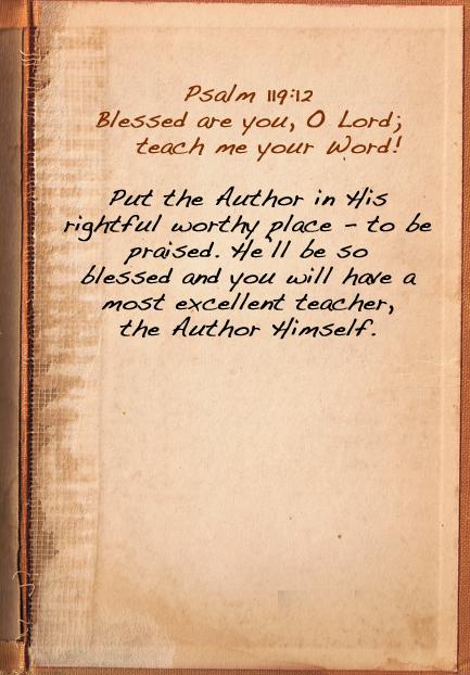 Verse 12 text