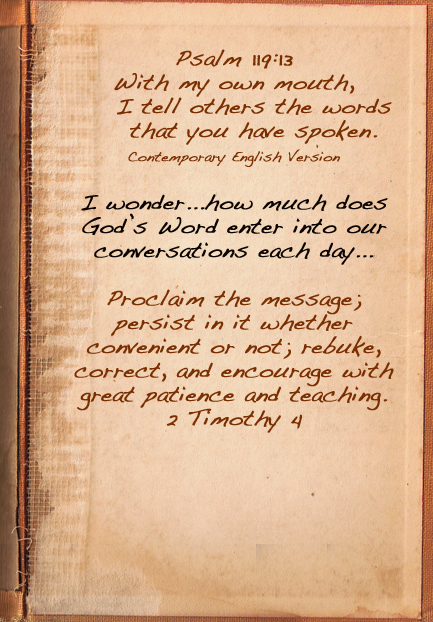 Verse 13 words