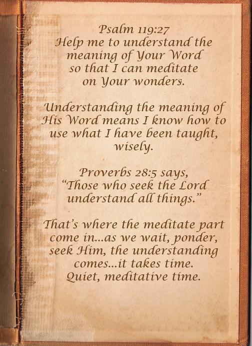 Verse 27 verse redo