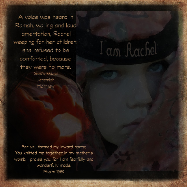 I am Rachel