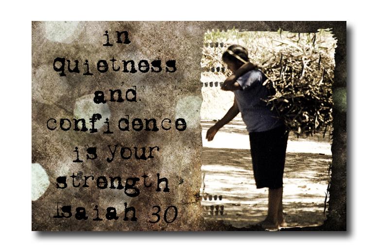 Quietnessconfidence