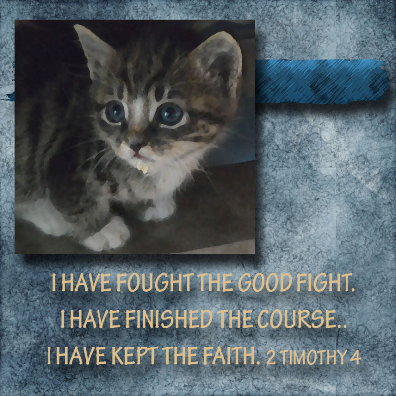 Foughtthegoodfight