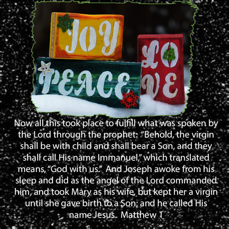 Day 10 Christmasdevotion