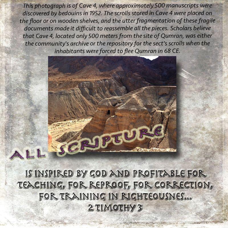 All Scripture