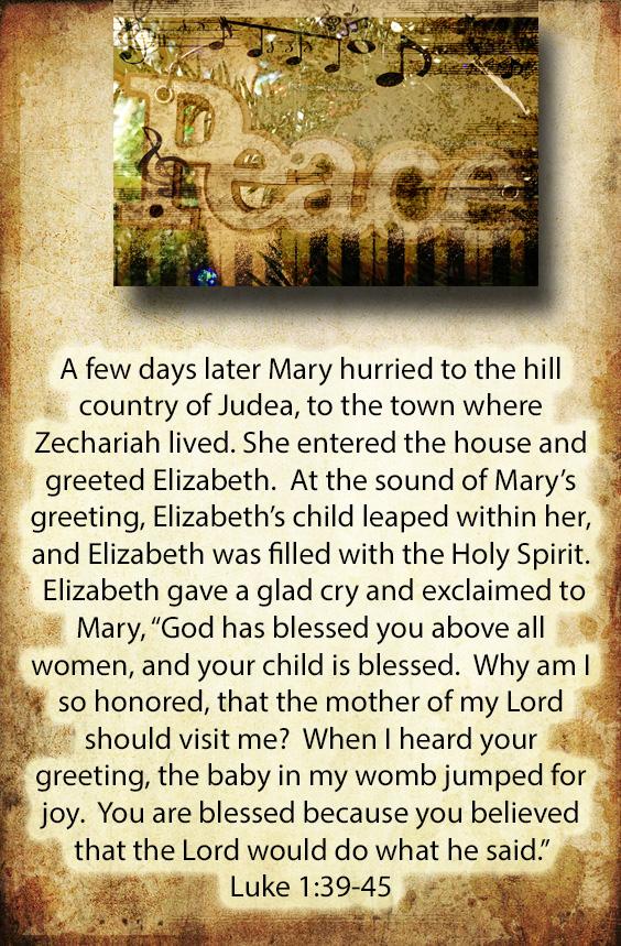 Day 11 Luke 1-39-45