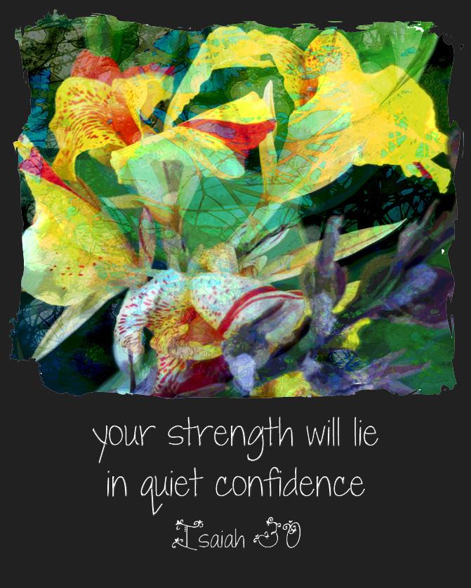 Strengthanquiet