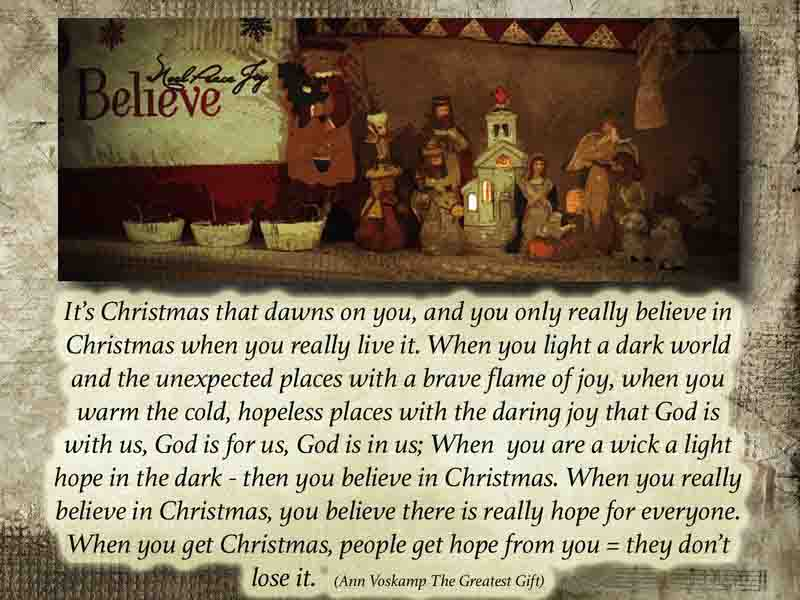 2019Christmasbelieve
